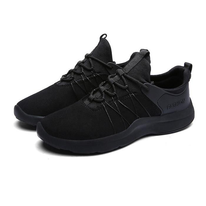 sport basket mode pour chaussures hommes Chaussures de course occasionnels de la de qq4nwf7C