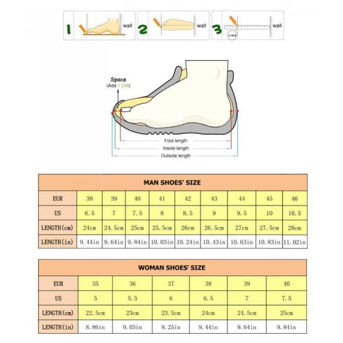 de de Chaussures chaussures basket occasionnels de course hommes pour la mode sport zwTxS0Tq
