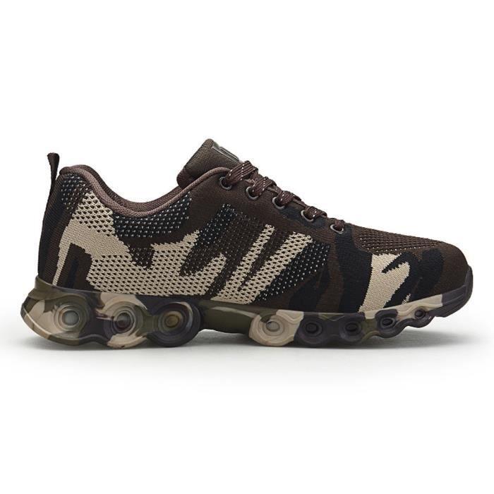 À Mode Homme Marron Camouflage Sneaker Et Confortable Lacets X80825902w Souple Hommes Casual Chaussures 0Aq5wH7