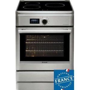 CUISINIÈRE - PIANO BRANDT BCI6658T-Cuisinière table induction-3 zones