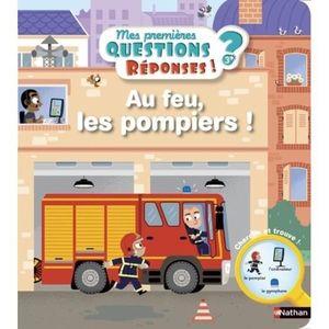 DOCUMENTAIRE ENFANT Au feu, les pompiers !