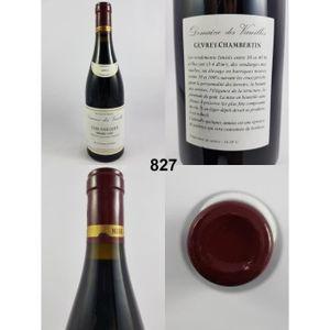 VIN ROUGE Clos de Vougeot  - Domaine des Varoilles 2001 - N°