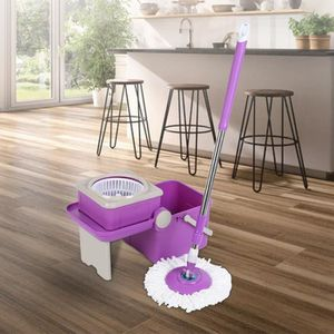 BALAI - PELLE Outil de nettoyage Balai Serpillière Rotatif Tourn