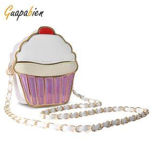 SAC À MAIN Cupcake Sac A Main Rigolo En Forme De Gâteau Sac à