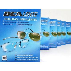 4d55ab8af1ed41 ENTRETIEN LUNETTES 30 lingettes nettoyantes de lunettes optique photo