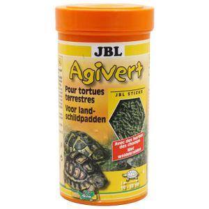 EXTRUDÉ - EN GRANULÉ JBL Aliment de base Agivert - Pour tortues - 250ml