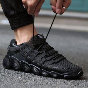WONZOM® Basket Hommes Chaussures de course à pied Casual Chaussures à lacets Taille 39-46 iGCrq