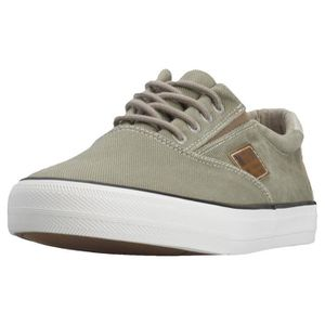 BASKET Mustang Lace-up Low Top Hommes Baskets olive - 45