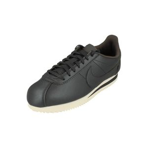 BASKET Nike Femme Classic Cortez Leather Trainers 807471 ...