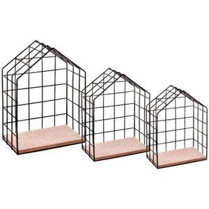 etagere loft achat vente pas cher. Black Bedroom Furniture Sets. Home Design Ideas