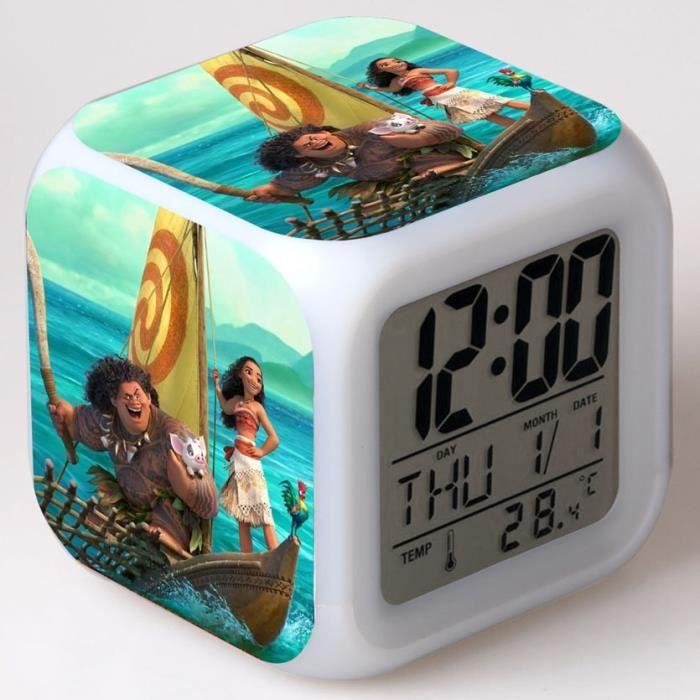 va ana la l gende du bout du monde r veil enfants jouet cadeau conduit 7 color flash contact. Black Bedroom Furniture Sets. Home Design Ideas