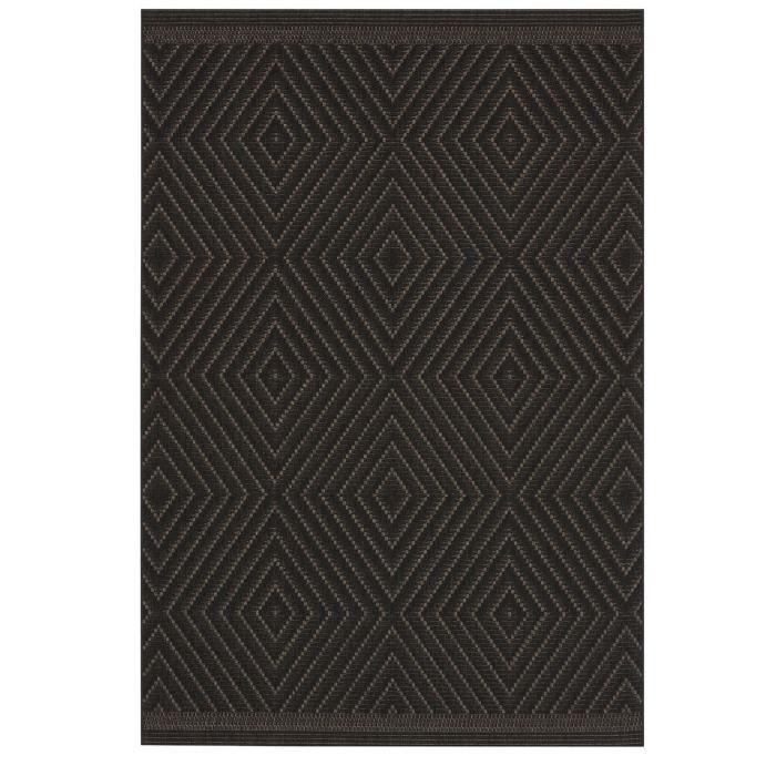 tapis gris 120x170 achat vente tapis gris 120x170 pas cher soldes d s le 10 janvier cdiscount. Black Bedroom Furniture Sets. Home Design Ideas