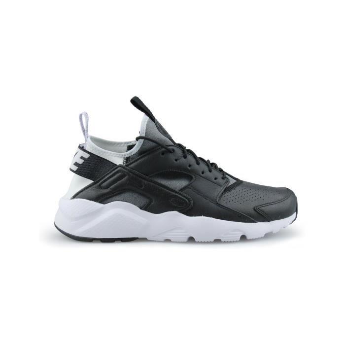 Basket Nike Huarache Premium - Ref. 806239-001 Noir Noir - Achat / Vente basket  - Soldes* dès le 27 juin ! Cdiscount