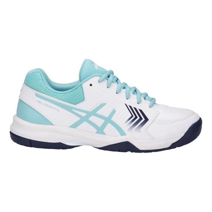 Chaussures de tennis femme Asics Gel-dedicate 5 - Prix pas cher ... bfe288d0489c