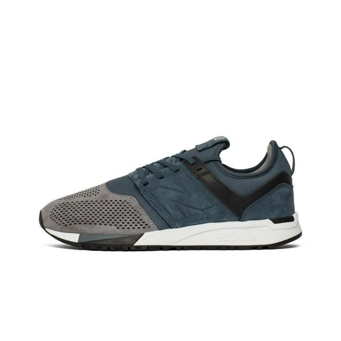 New Balance Basket 247 Vente Cdiscount Gris Achat Chaussures 1Pwdq5P