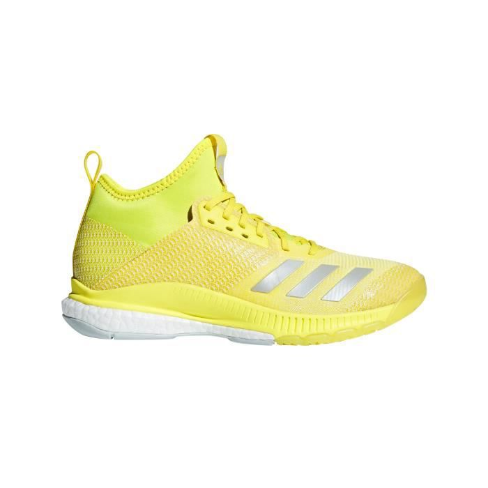 Boost 2 Volley Adidas Chaussures Volleyball Badminton Homme