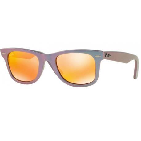 Achetez Lunettes de soleil Ray-Ban WAYFARER RB2140 611169 Rose ... a09284ad047b