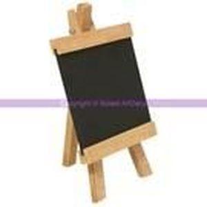 Chevalet bois pour tableau achat vente chevalet bois pour tableau pas cher soldes d s le Mini chevalet de table