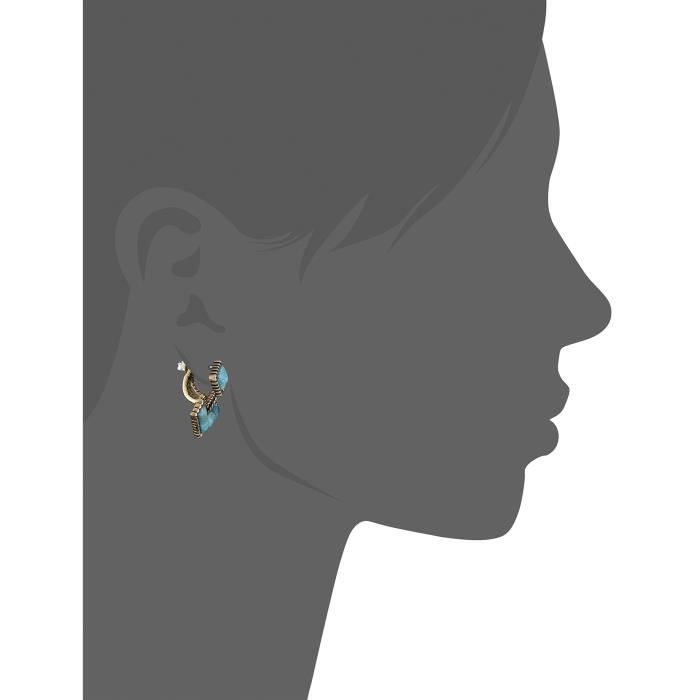 Bronze And Post Earring Jackets DDFQB