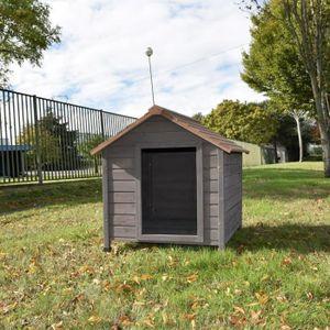 niche pour grand chien achat vente pas cher. Black Bedroom Furniture Sets. Home Design Ideas
