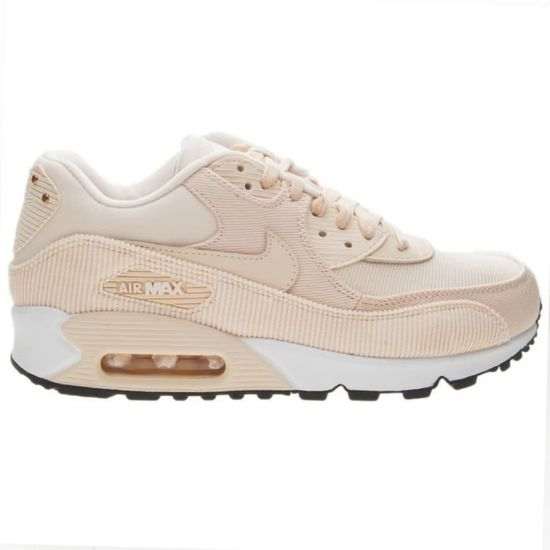 best loved 4f8e9 77b5a Baskets Nike Air Max 90 921304-800 Rose Rose - Achat   Vente basket -  Cdiscount