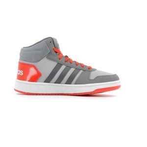 Adidas 0 Baskets 2 Hoops Kids enfants Mid montantes OwfnF4
