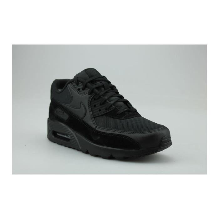 Wmns Air Max Nike Baskets Noir 90 wvx8Edq