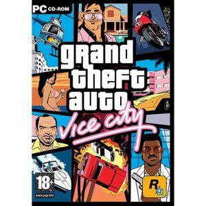 JEU PC GTA VICE CITY