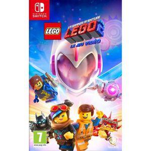 JEU NINTENDO SWITCH La Grande Aventure LEGO 2 Jeu Switch