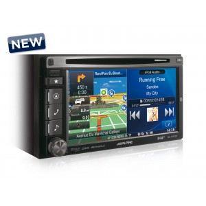 AUTORADIO Autoradio Alpine -W925R - Station GPS Multimedia