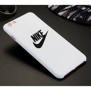 Coque Iphone  Nike Blanche
