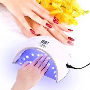 LAMPE UV MANUCURE 48W Séchoir à ongles Lampe à UV LED Lumière Nail M
