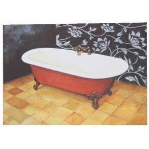 toile pour salle de bain achat vente toile pour salle. Black Bedroom Furniture Sets. Home Design Ideas
