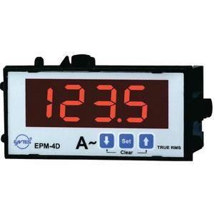 MULTIMÈTRE Ampèremètre à encastrer ENTES EPM-4D-48