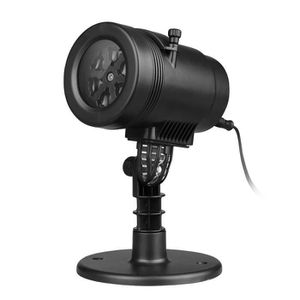 Lampe vidéoprojecteur Excelvan Lampe Videoprojecteur avec 14 diapositive