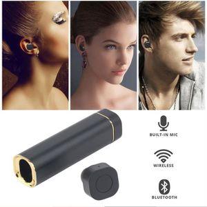CASQUE - ÉCOUTEURS écouteurs Bluetooth sans fil Noise Annulation de S