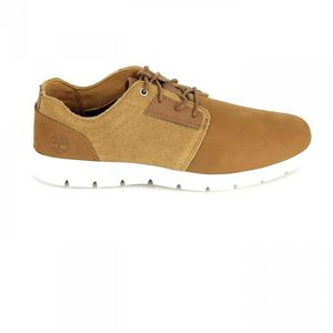 Chaussures Graydon Leather Low Dark Rubber Timberland