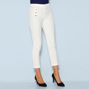 af86ed9aeb Pantalon taille elastique pour femme - Achat / Vente pas cher