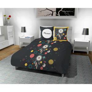 linge de lit ado achat vente pas cher. Black Bedroom Furniture Sets. Home Design Ideas