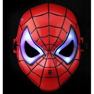 masque spider man achat vente jeux et jouets pas chers. Black Bedroom Furniture Sets. Home Design Ideas