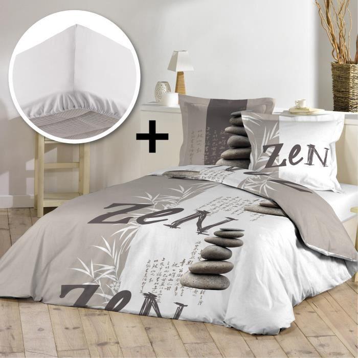 ensemble drap 140x190 achat vente pas cher. Black Bedroom Furniture Sets. Home Design Ideas