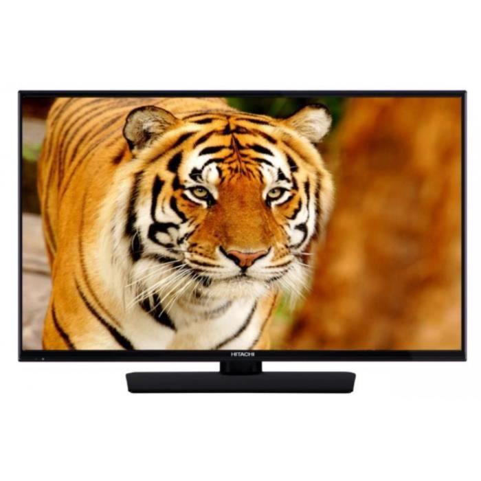 T l viseur hitachi 32hb4c01 32 39 full hd t l viseur led - Televiseur c discount ...