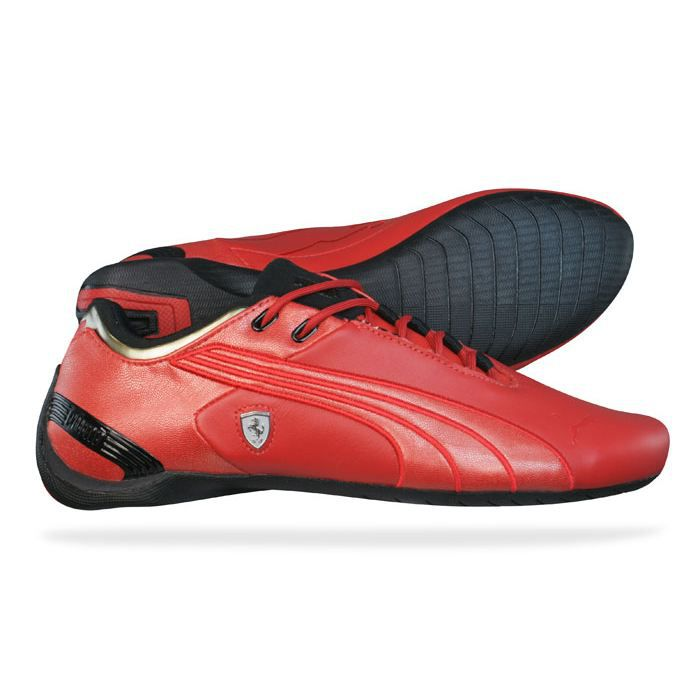 chaussure puma rouge homme