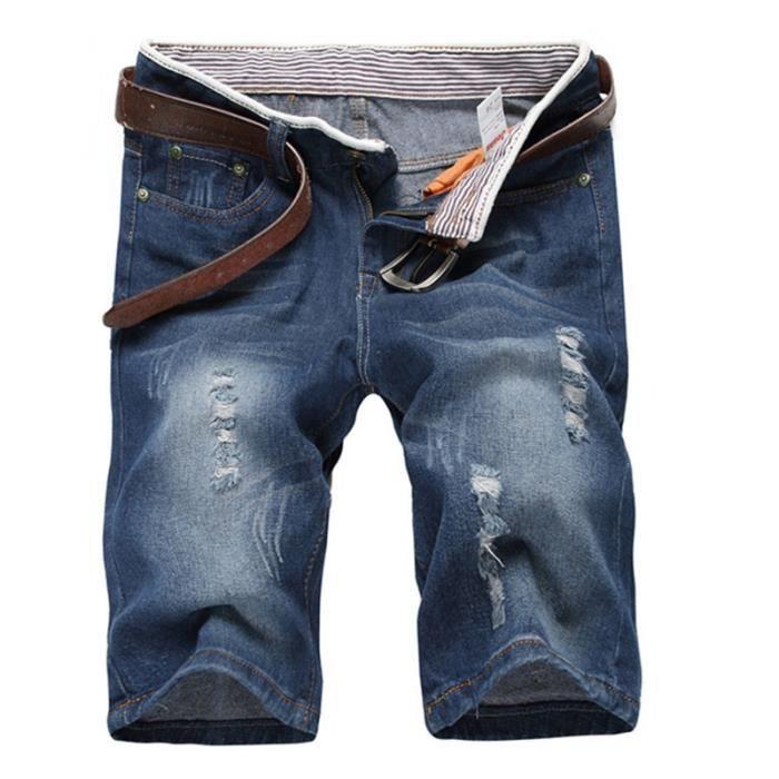 jeans dechire homme jeans achat vente pas cher. Black Bedroom Furniture Sets. Home Design Ideas