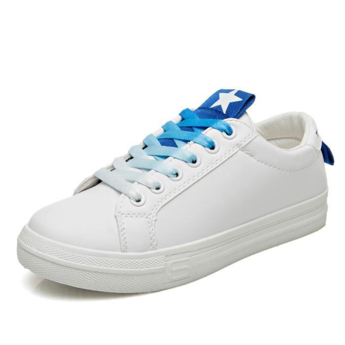 ChaussuresCouleur Loisirs Espadrille Femmes De Blanc Mode Des Gradient 8nvmNO0w