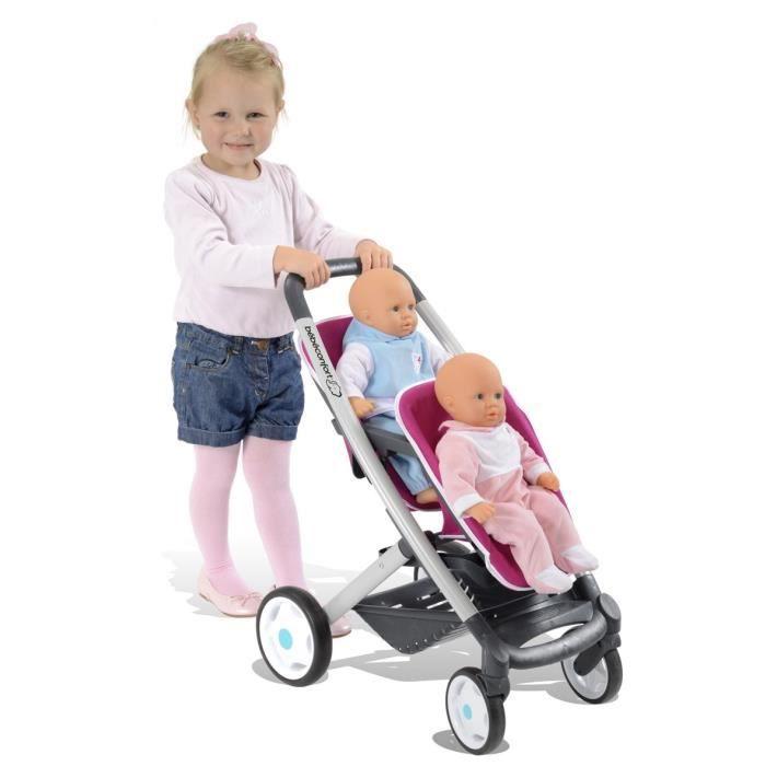 Smoby poussette jumeaux b b confort achat vente landau poussette cdi - Cdiscount bebe confort ...