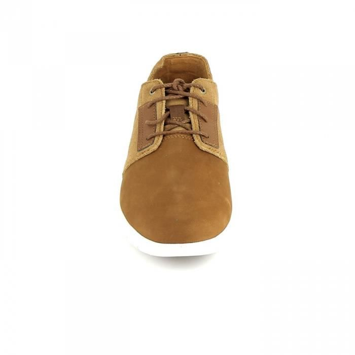 Chaussures Graydon Leather Low Dark Rubber - Timberland