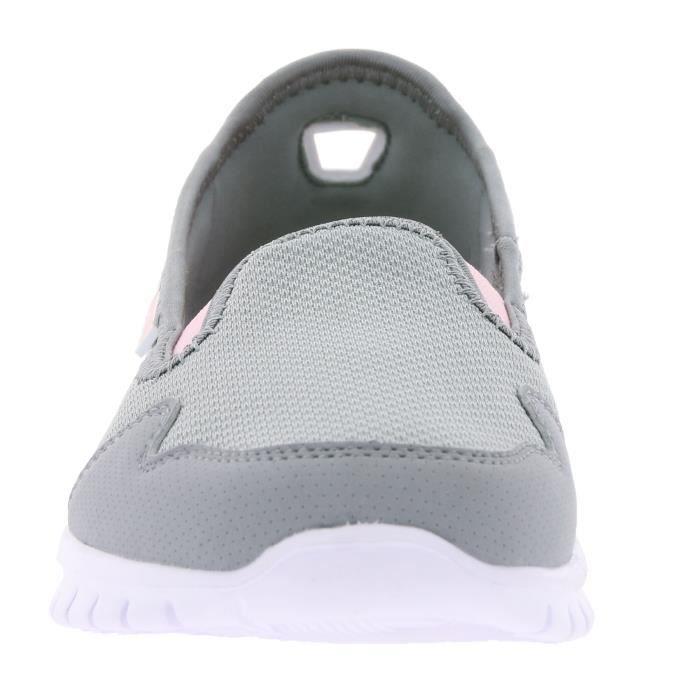 Chaussures Femme Kappa Slipper Gris 23c9E0M