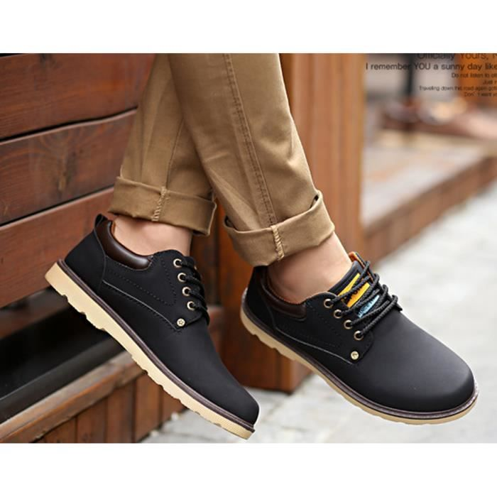 Homme Chaussures Basket Casual HEEGRAND Rétro zxRw8pqwH