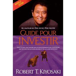 LIVRE ÉCONOMIE  Guide pour investir